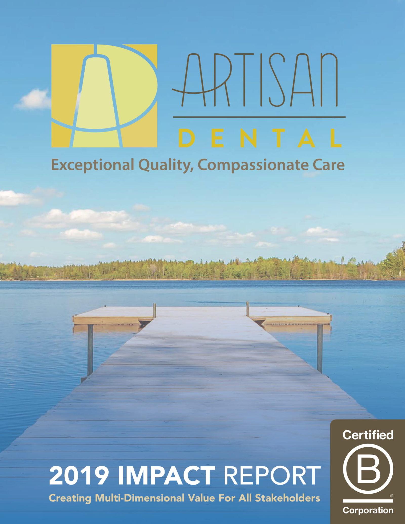 Artisan Dental Impact Report Final