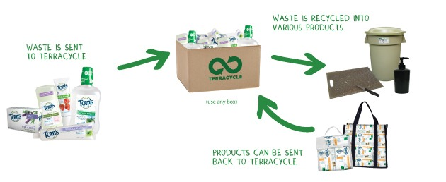 TerraCycleProcess Icon showing the concept of Program Details