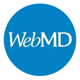 webmd circle logo showing the concept of Patient Reviews