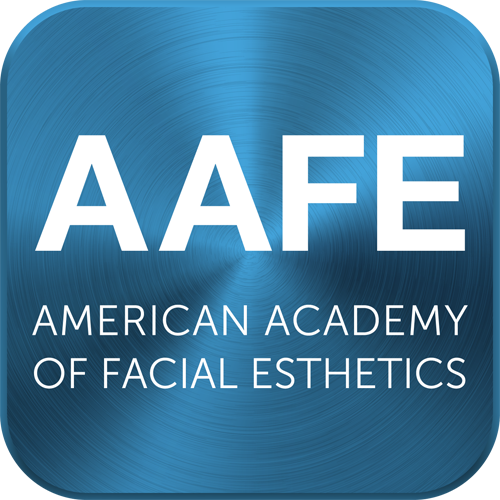 AAFE Member Badge showing the concept of Botox For Bruxism (Clenching and Grinding Teeth) in Madison, Wisconsin